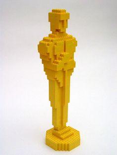 Lego Oscar 2015