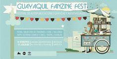 JAN 09  GUAYAQUIL FANZINE FEST