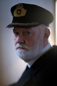 Titanic Captain- Edward John Smith