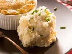 "Sour Cream Mashed Potatoes (Movie Night) - Tiffani Thiessen, ""Dinner at Tiffani's"" on the Cooking Channel."