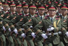 As Russia Expands... China Announces 12.2% Increase in Military Budget