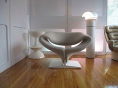 The ultimate statement piece! Ribbon by Pierre Paulin for Artifort.
