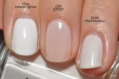 Spaz & Squee: OPI NYC Ballet Soft Shades 2012 swatches