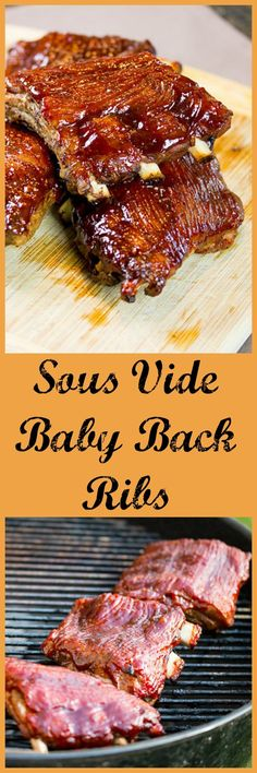 Love tender BBQ ribs? Then try this super easy method for super tender Baby Back Ribs.