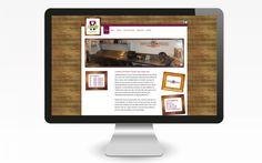 Voor Family Lisse heeft Webbureau Quite Easy een website ontworpen en ontwikkelt die bij de uitstraling van het bedrijf past. De website heeft twee verschillende layouts. Meer informatie: www.quite-easy.nl/portfolio/family-lisse