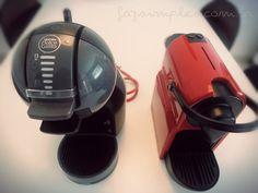 É muito difícil escolher uma cafeteira expresso para casa. Com essas dicas você conhecerá as diferenças entre a cafeteira Nespresso (inissia) e a Dolce Gusto (Mini ME) em detalhes e todas as informações que ajudarão a decidir qual modelo combina mais com você.
