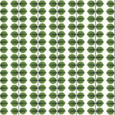 Sample Leaf Green Bersa Wallpaper from the Scandinavian Designers II Collection by Brewster Home Fashions