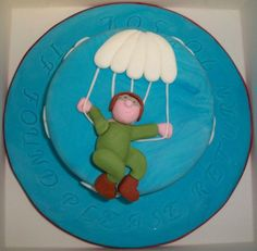 parachute cake designs - Google Search