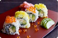 California Roll | Sushi Recipe | Just One Cookbook
