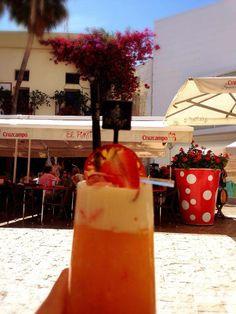 Va por todos vosotros! :) #cocktail #coctel