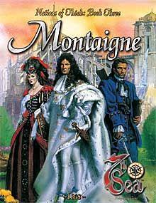 Nations of Théah: Book 3: Montaigne - Alderac Entertainment Group