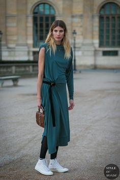 Veronika Heilbrunner by STYLEDUMONDE Street Style Fashion Photography