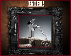 Faucets World Faucets, House Design, Mirror, Frame, Home Decor, Taps, Picture Frame, Griffins, Decoration Home