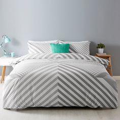 Metric Quilt Cover Set | Target Australia - $39.00 for queen bed