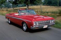 1964 Plymouth Sport Fury Convertible The Mod Squad- Mopar Muscle ...