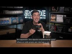 Rode VideoMic Pro R Micrófono Externo para videocámara Cadiz, Color Negra, Youtube, Music, Palms, Happy Day, Black, Musica, Musik