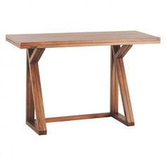 HEATH 2-4 seat walnut folding table | Buy now at Habitat UK