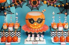 'Halloween Kids Party Ideas' from Project Nursery.