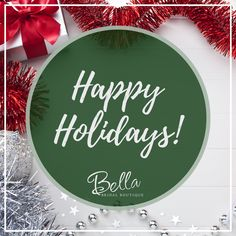 5ae9b30ad Happy Holidays from everyone here at Bella Bridal!  BellaBridal   BellaBridalBoutique  BrideToBe  . Felices FiestasVestidos De NoviaVestidos  ...