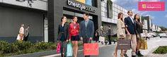 The Style Outlets Las Rozas, centro comercial de famosas firmas a precios outlets.