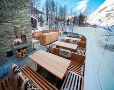 Zermatt's Kitchen Around Dining Experience Tours Four Top Restaurants