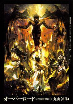 Overlord manga 12