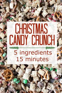 CHRISTMAS CANDY CRUN