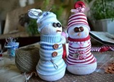 cute snowman christmas decorations for 2016 - Christmas Mood, Christmas Snowman, Christmas Holidays, Christmas Ornaments, Christmas Decorations For The Home, Snowman Decorations, Outdoor Snowman, Navidad Diy, Christmas Activities For Kids