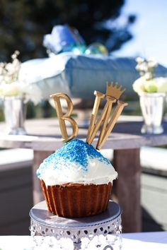 Royal Affair Themed Baby Shower- why does every theme have to be boy or girl? I like this but in silver