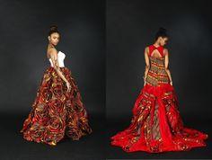 Beri Gebrehiwot highlights ten of the buzziest African wedding dress designers.