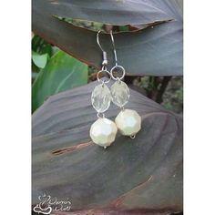 Brincos em Tons Pérola * #earrings #pearl #discount #promo #nyamasworld