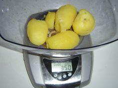 Studené brambory varného typu A