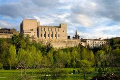 New Palace, Famous Architects, Pamplona, Middle Ages, Homeland, New Construction, Archive, Skyline, Mansions