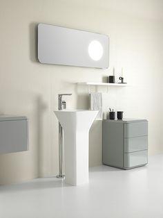 Fluent #washbasin by Inbani. #bathroom
