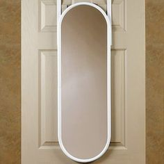Over The Door Mirror Great To Have Since Can Go On Any Door Conveniently