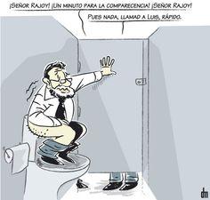 'Andestá' Rajoy.