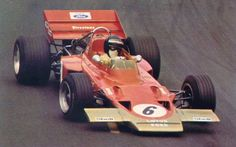 The all conquering Lotus 72, most successful F1 car of all time?