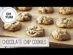 Save & Bake Cookie Dough - YouTube