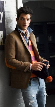 Follow The-Suit-Men  for more clothing & fashion inspiration for men.  Like the page on Facebook!