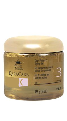 KeraCare Products Clear Protein Styling Gel (Professional only) » Avlon Industries