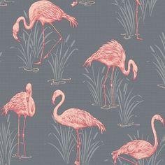 Flamingo Lagoon - 2 Colours