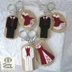 How cute are these??? By Sophie at Cristalline...