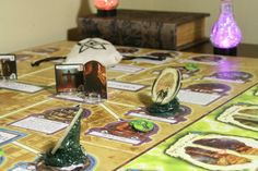 Gate Stands for Arkham Horror and by ArkhamProducedRelics on Etsy