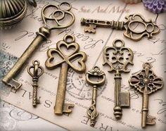Las llaves de tu corazón