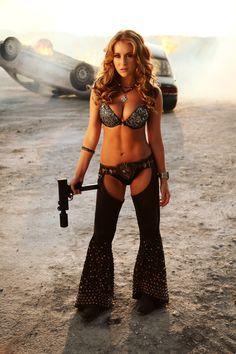 Alex Vega in Machete Kills (2013) #films #movies #Bmovies