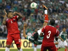 Amazing bicycle kick keeps Mexico's World Cup dream alive | For The Win