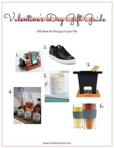 Get the perfect Valentine's Day Gift for him and her with my gift guide on FindYourDazzle.com. Spread the love with these affordable gifts. #valentinesday #galentinesday #giftsforhim Gift Guide For Him, Valentines Day Gifts For Him, Birthdays, Finding Yourself, Anniversaries, Birthday, Birth Day