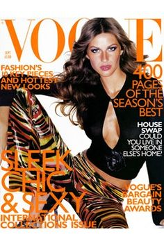 Fashion Magazine Covers - Online Archive for Women (Vogue.com UK) SEPTEMBER 1999