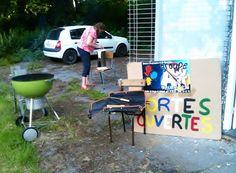 Atelier acg-art : Atelier de dessin et peinture.: Souper de fin d'année à l'atelier