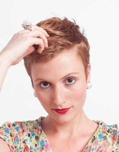 20 Very Short Pixie Cuts | http://www.short-haircut.com/20-very-short-pixie-cuts.html